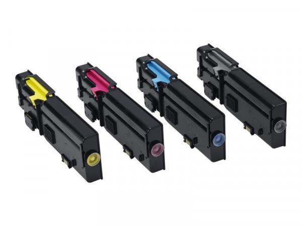 Dell Magenta - Original - Tonerpatrone - für Color Laser Printer C2660dn