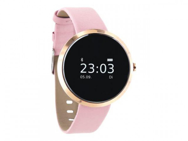 (B-Ware) Xlyne Smart Watch SIONA X-Watch FIT rosa