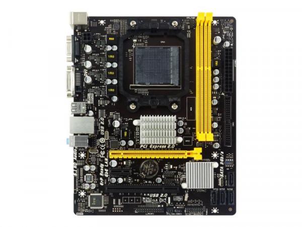 Mainboard Biostar A960D+ V3 (760G,AM3,mATX,DDR3,VGA,AMD)