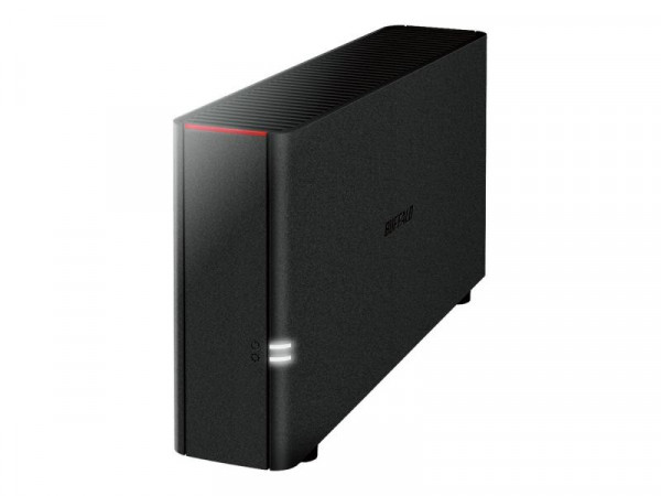 Buffalo LinkStation 210 - NAS-Server - 4 TB - SATA 3Gb/s