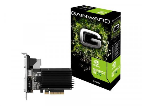 Gainward GeForce GT 710 SilentFX - Grafikkarten