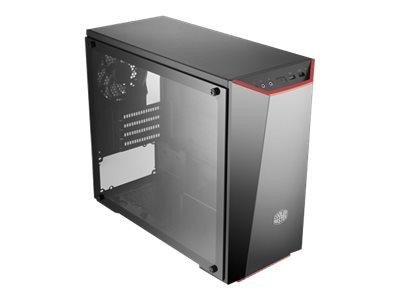 Cooler Master MasterBox Lite 3.1 - Mini Tower - micro ATX - ohne Netzteil (ATX / EPS / PS/2)