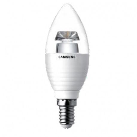 LED Lampe Samsung E14 3,2W=15W klar retail