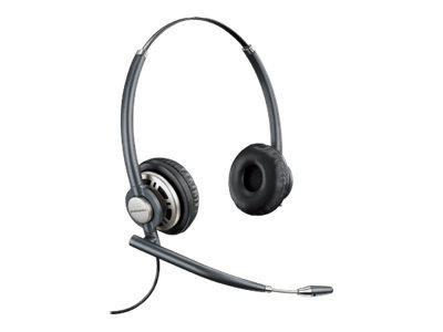 Plantronics EncorePro HW720 - Headset - On-Ear
