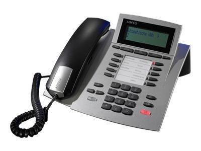 AGFEO ST 22 - ISDN-Telefon - Silber