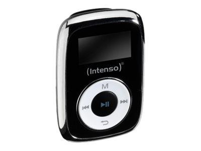 MP3 Intenso Music Mover Clip 8GB MP3 Player schwarz retail