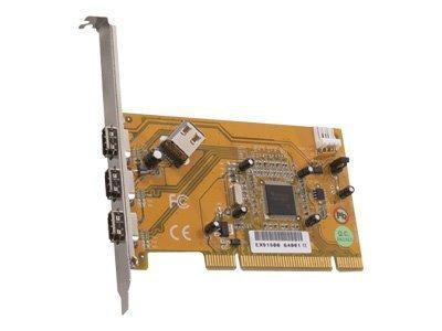 Dawicontrol PCI Card DC-1394 Firewire Blister