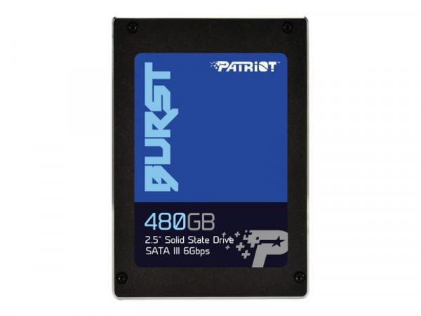 SSD Patriot Burst 480GB SATAIII