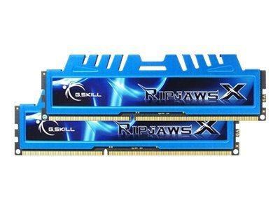 G.Skill Ripjaws-X - DDR3 - 16 GB: 2 x 8 GB - DIMM 240-PIN