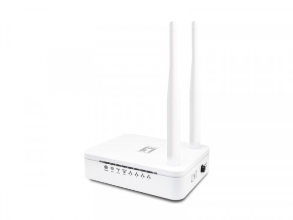 LEVELONE Router N300 Wireless weiß Single Band