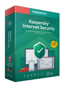 Kaspersky Internet Security 2020 3 Geräte Upgrade FFP