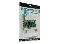 Kontr. PCIe FireWire800 2x/FW400 1x Dawicontrol DC-FW800