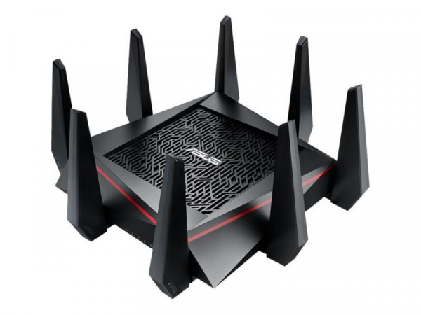 ASUS RT-AC5300 - Wireless Router - 4-Port-Switch