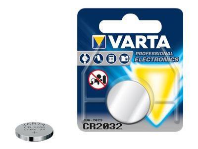 Varta Electronics - Batterie CR2032 Li 230 mAh