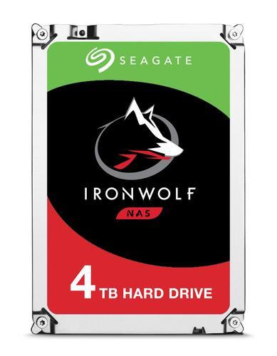 "Seagate 8.9cm (3.5"") 4TB SATA3 IronWolf 5900 64MB intern"