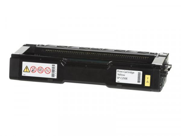 Toner Ricoh SP C250DN yellow 407546 1.600 Seiten