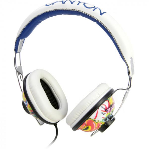Headphone Canyon DJ style stereo Alley-Oop Graffiti Editi