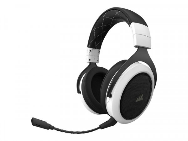 Headset CORSAIR HS70 Wireless Gaming Headset White