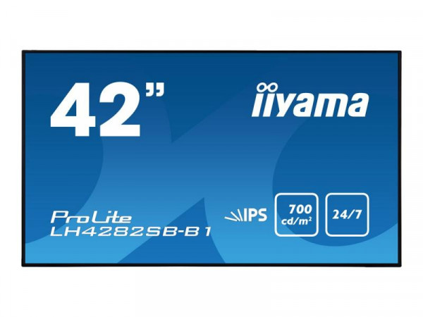 "Iiyama ProLite LH4282SB-B1 - 106.7 cm (42"") Klasse (106.5 cm (41.9"")"