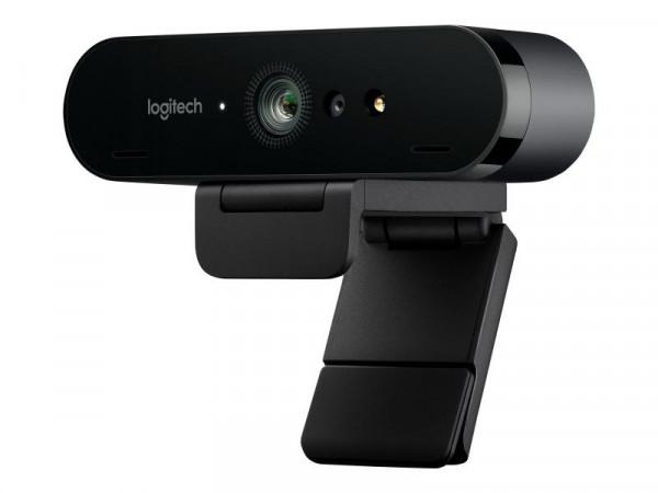 Logitech HD-Webcam BRIO 4K Ultra black retail