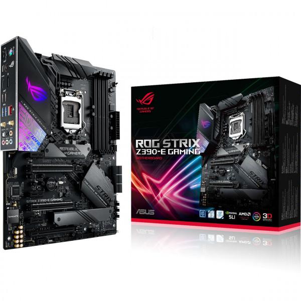 MB ASUS ROG STRIX Z390-E GAMING (Intel,1151,DDR4,ATX)