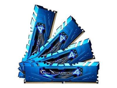 G.Skill Ripjaws 4 Series - DDR4 - 32 GB: 4 x 8 GB