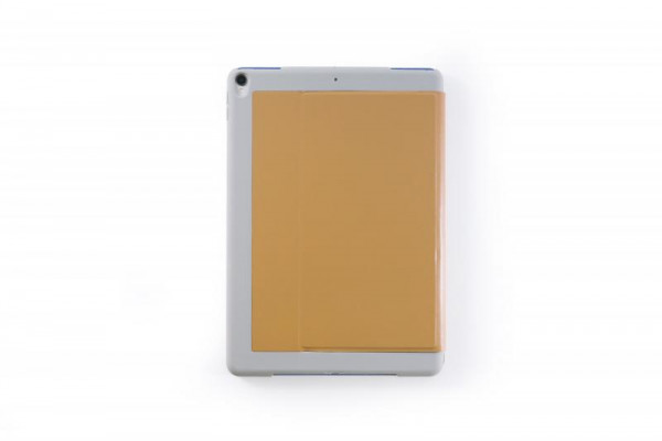 """KMP Schutzhülle Apple für iPad Pro 10,5"""" Bookcase brown"""