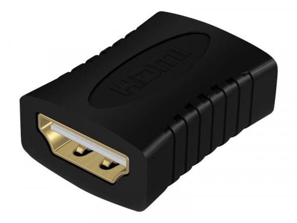 HDMI Adapter IcyBox HDMI -> HDMI Bu/Bu IB-CB005 (b)