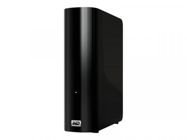 WD MyBook Live 1TB WDBACG0010HCH NAS System extern retail