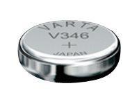 Varta Batterie Uhrenzelle V346 1.55V 10.0mAh 1St.