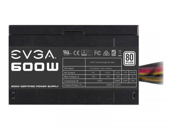EVGA 600W (80+) 12cm Lüfter
