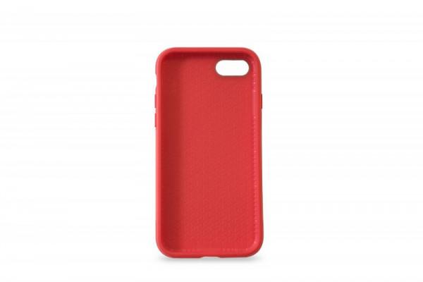 KMP Schutzhülle Apple für iPhone 8+ Sporty Case red