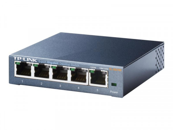 Switch 5Port 10/100/1000 TP-Link TL-SG105