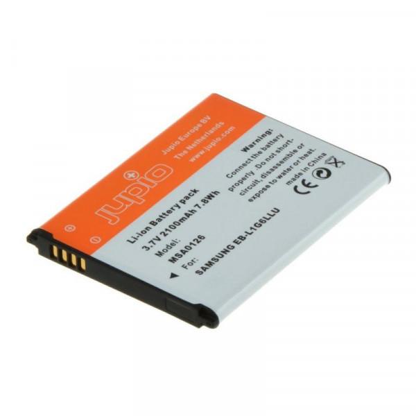 Jupio MSA0126 Wiederaufladbare Batterie Lithium-Ion (Li-Ion) 3,7 V