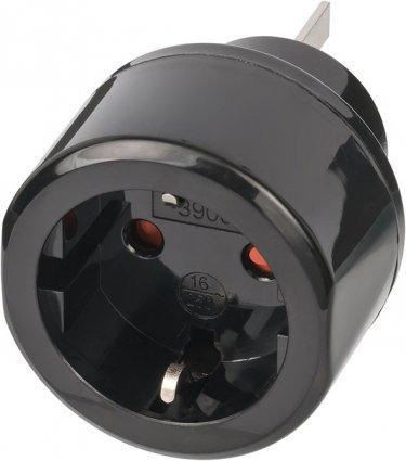 Adapter Travel Stecksystem DE/Aufsatz Austr/Chi 10A