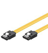 Kabel SATA III yellow 0,5m goobay