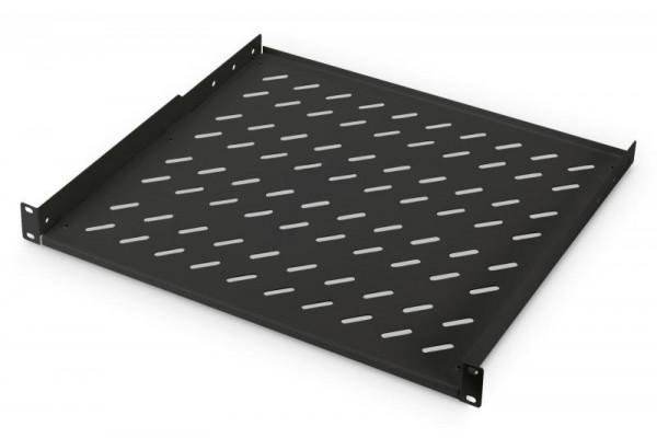 DIGITUS Fachboden 1HE 44x482x399mm bis 15kg schwarz