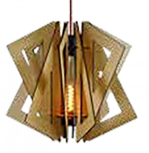 SEGULA WoodLight UAKARI warm summer E27 2.0m