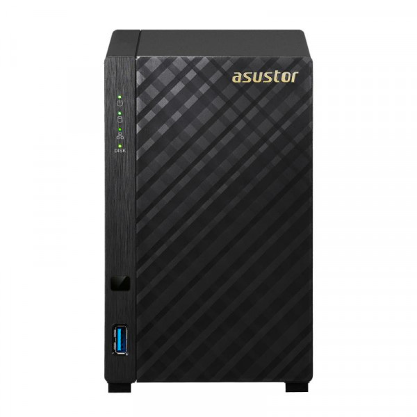 asustor HOME NAS AS-1002T v2 2-Bay