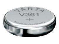 Varta Batterie Uhrenzelle V361 1.55V 22.0mAh 1St.