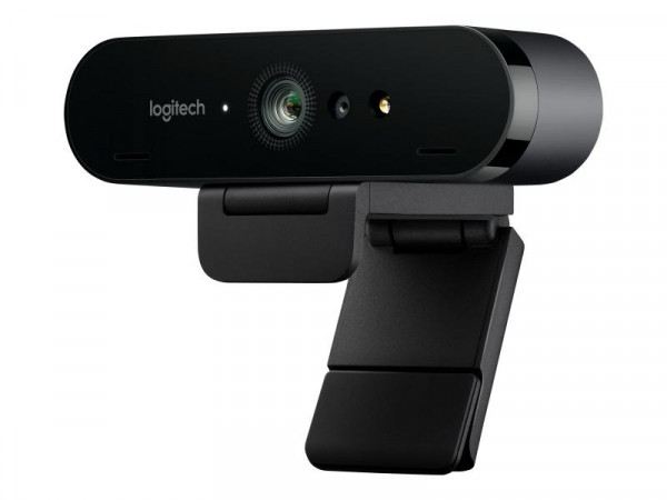 Logitech HD-Webcam BRIO 4K Ultra black retail