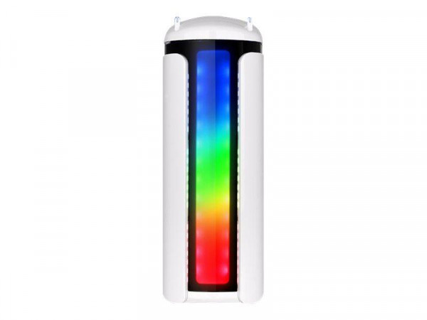 Thermaltake Versa C22 RGB - Snow Edition - Midi Tower - ATX - ohne Netzteil (PS/2)