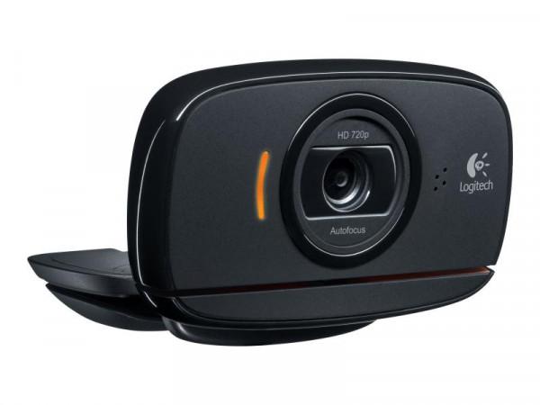 Logitech HD-Webcam C525 black retail
