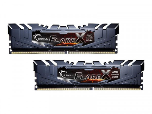 DDR4 16GB (2x 8GB) PC3200 CL14 G.Skill Flare X black