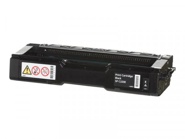 Toner Ricoh C220E black 407642 2.000 Seiten