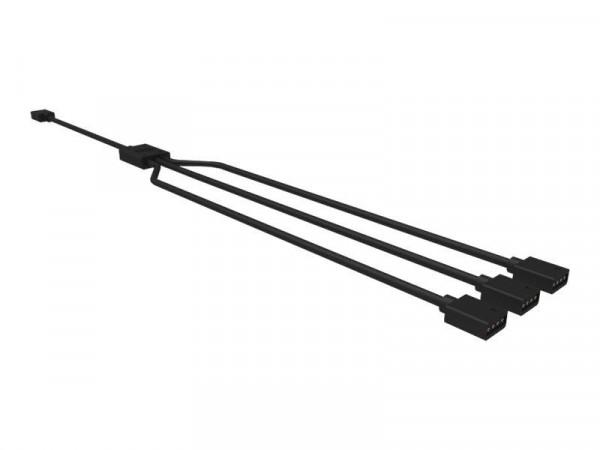 Cooler Master 1-to-3 RGB Splitter Cable - Ventilatorkabel