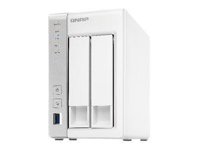 NAS QNAP TS-231P2-4G 4GB 2-Bay 2x 1GbE 3x USB3.0