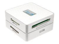 LogiLink Cardreader USB 3.0 All-in-One - Kartenleser - All-in-one (CF I, CF II, MS, MS PRO, MMC, SD,