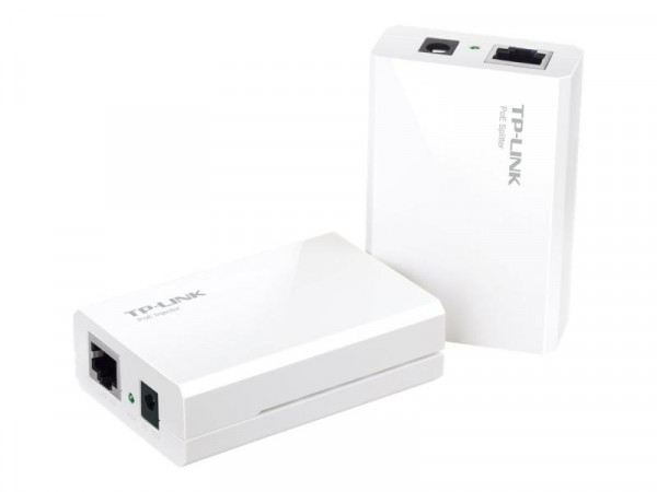 POE-Adapter-Kit TP-Link (1Injektor und Splitter) retail