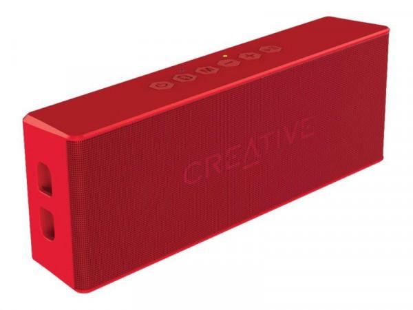 Creative MUVO 2 - Lautsprecher - tragbar - kabellos